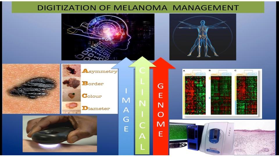 Digitization of Melanoma Management